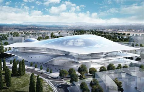 Chief Architect Home Design Interiors by Winning Designs For Canberra Convention Centre Could Just