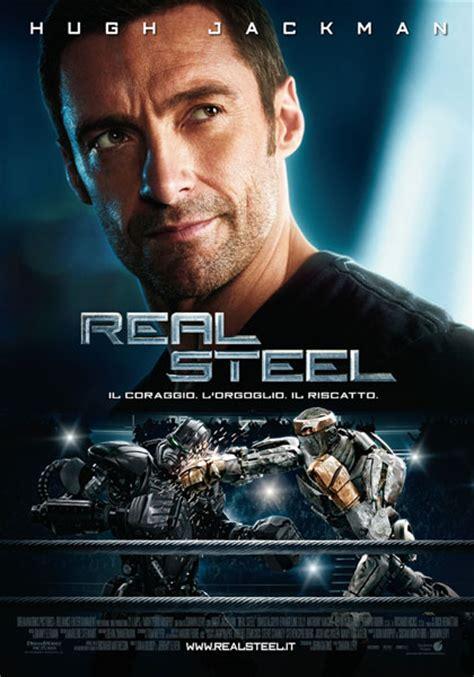 robot film uscita real steel 2011 mymovies it