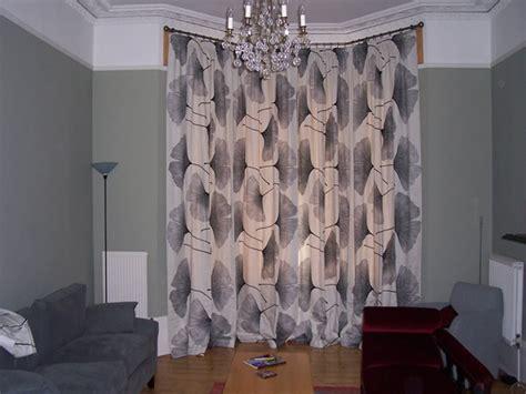 Window Awnings Images Bradleys 38mm Baypole With Marimekko Curtains