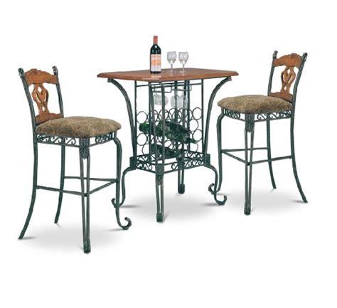 cave pub table pub table with wine rack