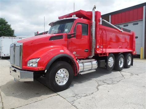 kenworth dump truck new 2016 kenworth t880 dump truck for sale 387796