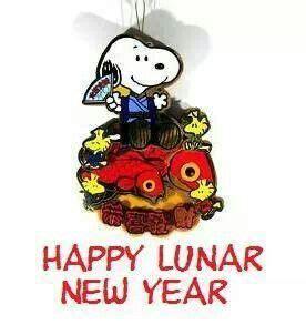 happy lunar new year vs happy new year happy lunar new year snoopy