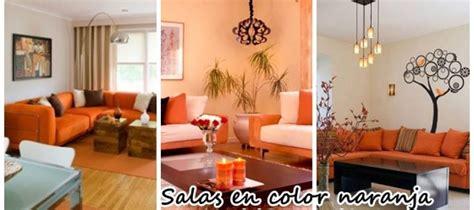 decoracion hogar naranja decoraci 243 n de salas de estar en color naranja curso de
