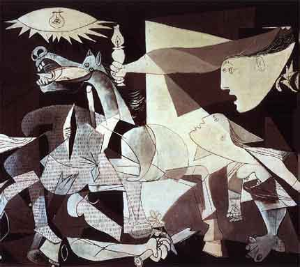 picasso paintings bombing of guernica guernica picasso