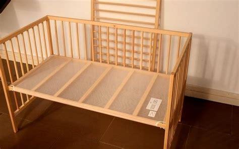 co sleeper ikea sniglar crib hack baby