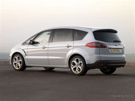 Ford S Max by Ford S Max 2010 And Ford Galaxy 2010 Revealed