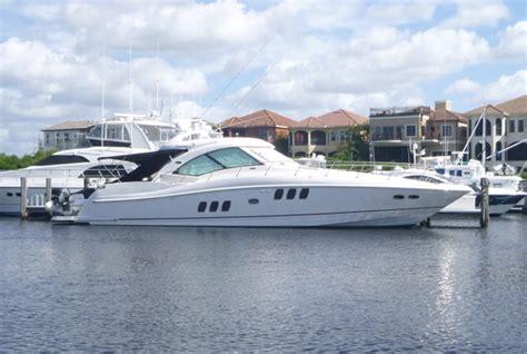 brokerage boats  yachts  sale pre owned tiara searay bertram azimut ferretti yachts