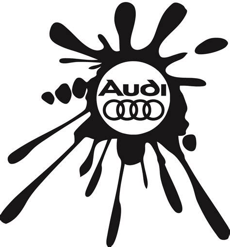 Tuning Aufkleber Audi by Stickers Audi Tuning Tache De Peinture Tuning Auto