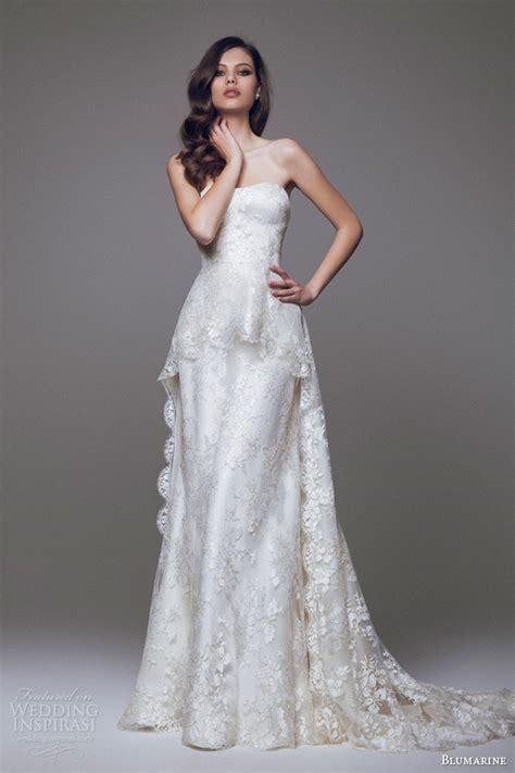 design dress terkini 2015 blumarine bridal 2015 wedding dresses part 1 wedding