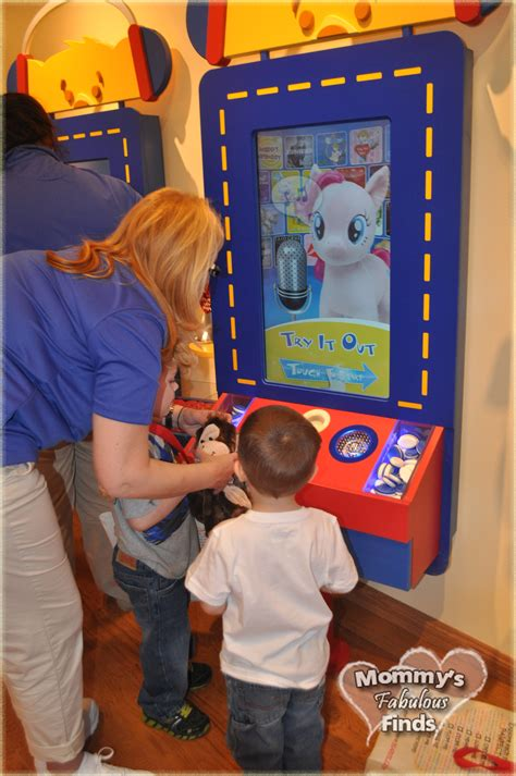 build a bear bathroom game build a bear workshop grand opening at northshore mall