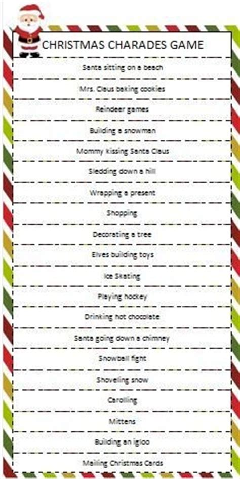 holiday party game ready for christmas top 3 pinterest christmas party games free printables