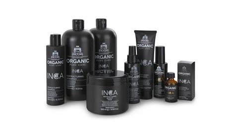 una hair products from italy opc inca line