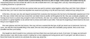 A Special Person Essay a special person at essaypedia