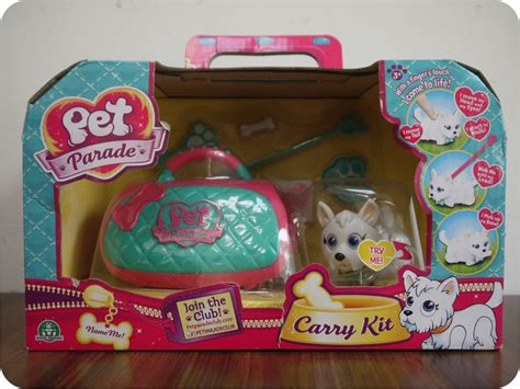 puppy parade pet parade carry kit from flair plc review mummy and the cuties