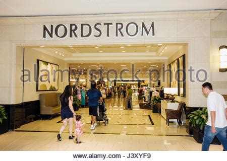 nordstrom department store in the mall of america