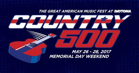 country fan 2017 lineup country 500 2017 gling and travel packages