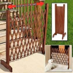 Ebay Room Dividers by Fence Gate Wood Pet Puppy Dog Safety Indoor Outdoor