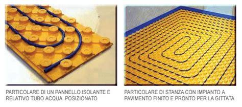 impianti a pavimento costi riscaldamento tecnoimpianti s r l