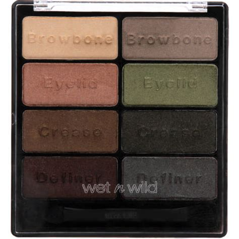 Eyeshadow Zones n color icon eyeshadow collection comfort zone clicks