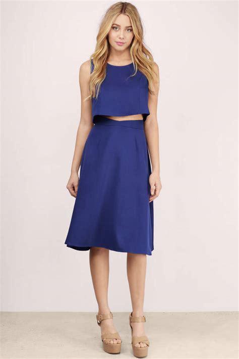 navy skirt navy skirt scallop skirt navy midi