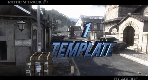 motion track template motion track template 1 bo2 standoff by acious
