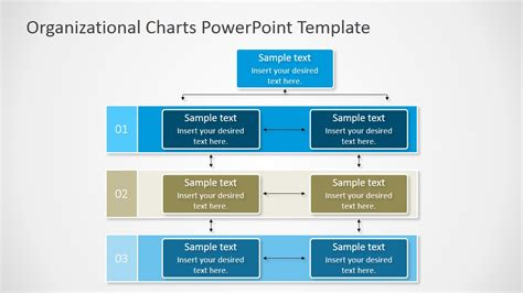 organization chart template powerpoint organizational charts powerpoint template slidemodel