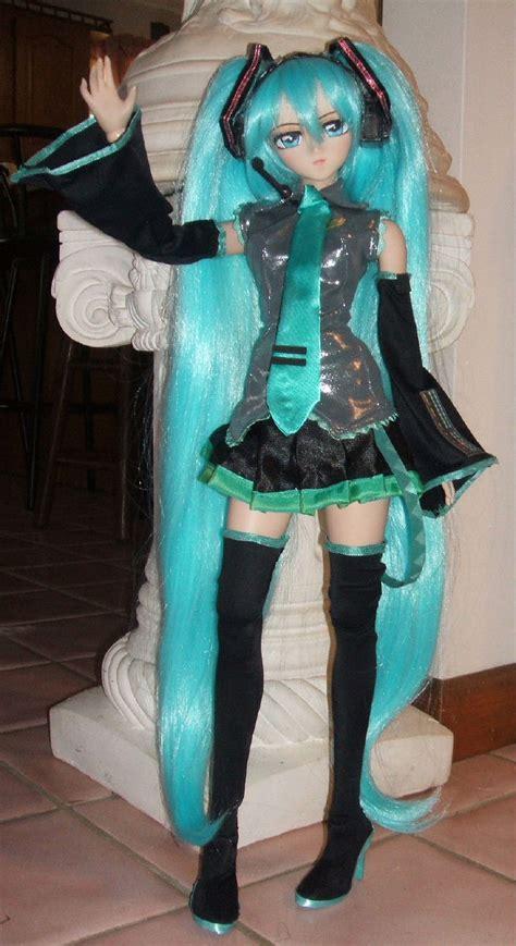 jointed doll obj miku hatsune 60cm bjd japan doll