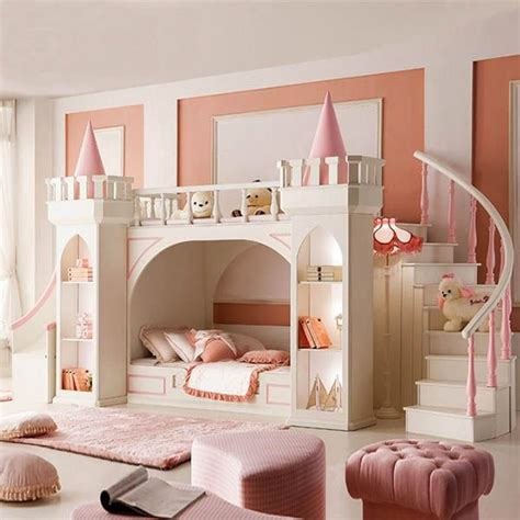 Princess Bunk Bed Castle Pinterest Discover And Save Creative Ideas