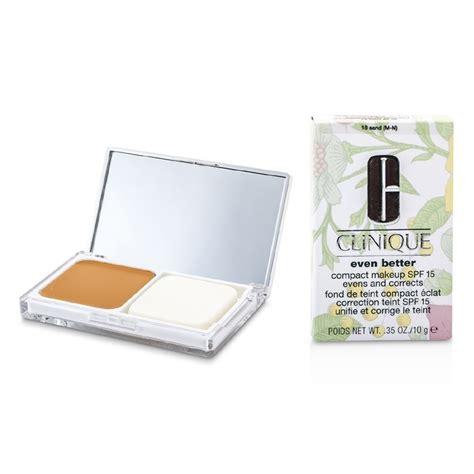 clinique even better sand clinique even better compact makeup spf 15 18 sand m