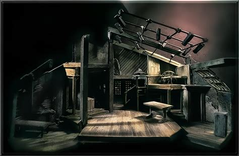 set design ideas diary of anne frank set design by richard finkelstein