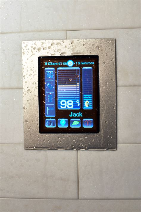 bathroom shower controls these shower systems are way better and way cooler than yours home iq