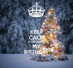 In December December Birthday Quotes Quotesgram
