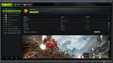 nvidia s geforce experience fixes your graphics settings for you gizmodo australia