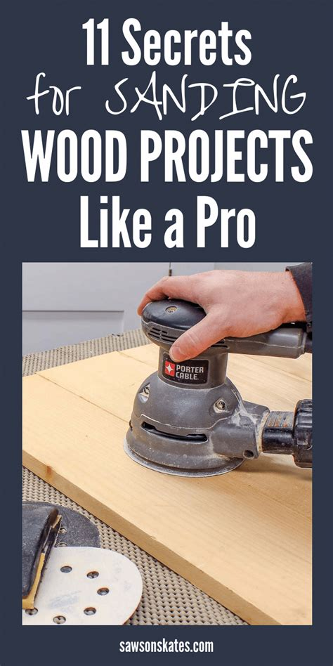 totally confused  sanding  diy projects