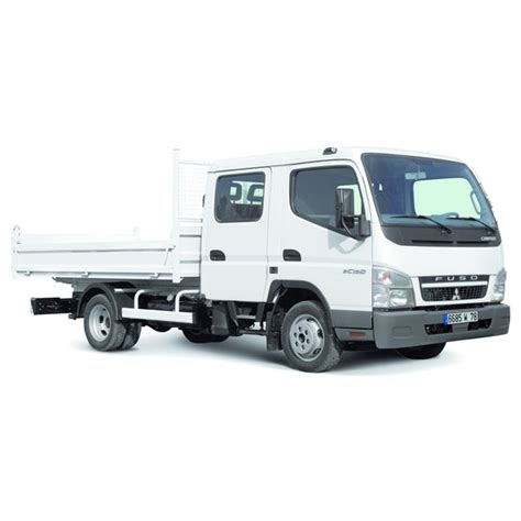 cabina camion camion benne avec cabine 224 6 places canter