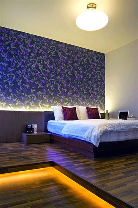Bedroom Wall Designs Small Bedroom Lighting Ideas The Interior Designs
