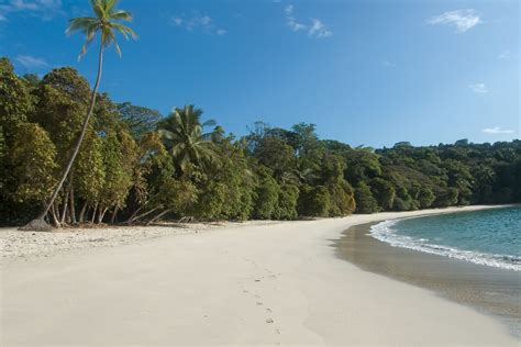 going on the beaches of manuel antonio costa rica