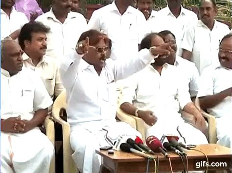 Captain Vijayakanth's Ultimate Comedy In Delhi ,After ...