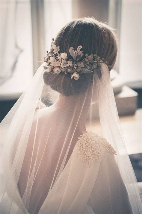 39 stunning wedding veil headpiece ideas for your 2016 bridal hairstyles