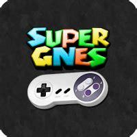 supergnes apk supergnes snes emulator v1 3 6 apk free android apps apk