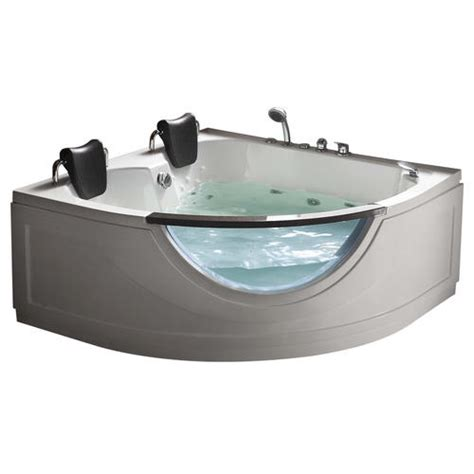Bathtubs At Menards by Chelsea Heated Whirlpool Bathtub For Two 59x59in At Menards 174