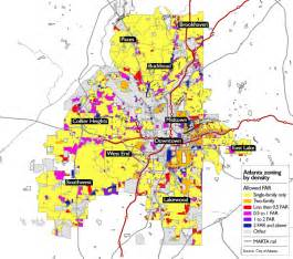 Atlanta Zoning Map by A Fixation On Parking Threatens Transit Progress In