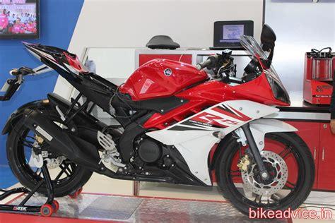 r15 motorsycle in 2014 model yamaha r15 2014