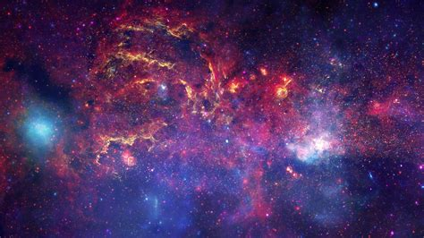 red galaxy wallpaper hd digital photo of purple red and blue galaxy hd wallpaper