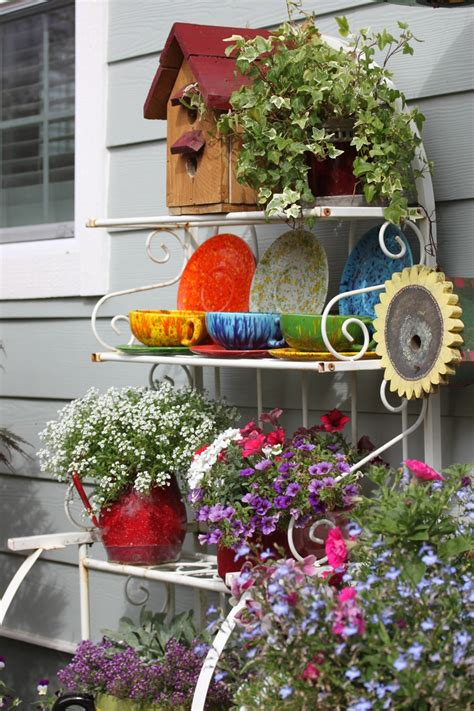 Bakers Rack For Plants by 21 Best Images About Yard Irwin On