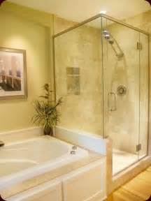 Shower Next To Bath Pinterest The World S Catalog Of Ideas