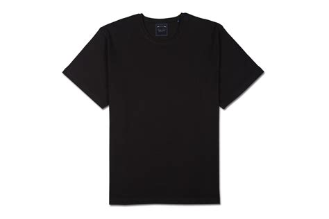 pattern shirts hd sons of ron plain t shirt in black plain pattern 100