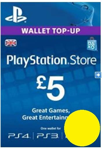 psn gift card code uk 163 5 gbp for ps4 ps3 ps vit