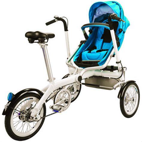 Kereta Bayi Baru 2015 dilipat baru ibu bayi kereta dorong sepeda kereta