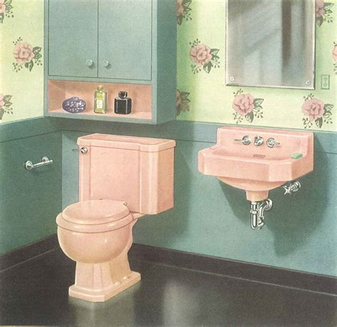 Kohler Colors Bathroom by The Color Pink In Bathroom Sinks Tubs And Toilets From